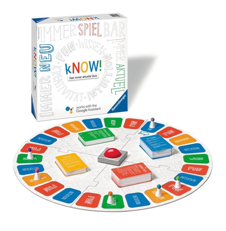 Spiel Know
