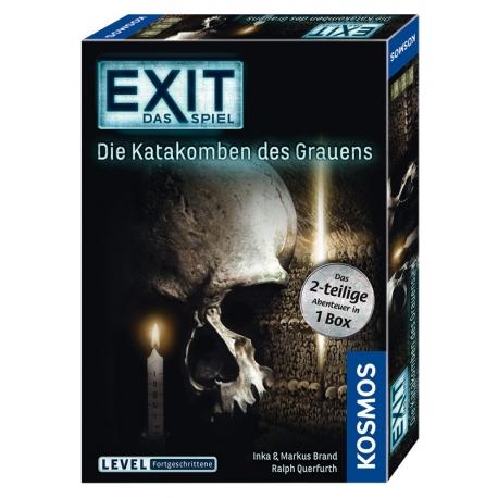 EXIT - Das Spiel - Die Katakomben des Grauens