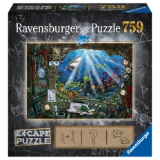 Puzzle Escape 4 - Im U-Boot