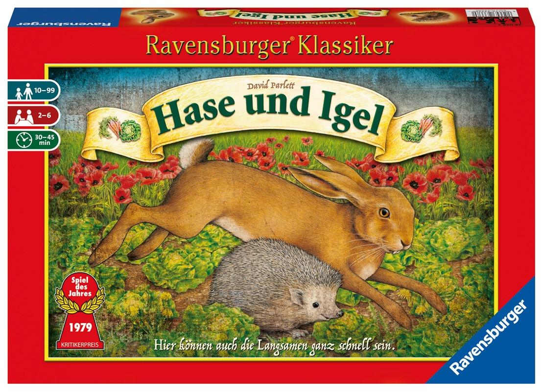 Spielanleitung Hase Und Igel
