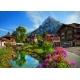 Alpen im Sommer - Kandersteg