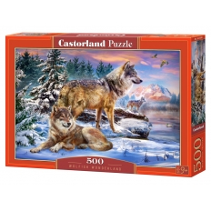Wolfish Wonderland