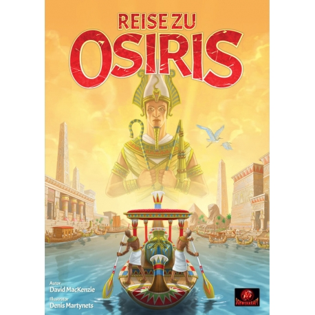 Reise zu Osiris