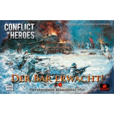 Conflict of Heroes - Der Bär erwacht!
