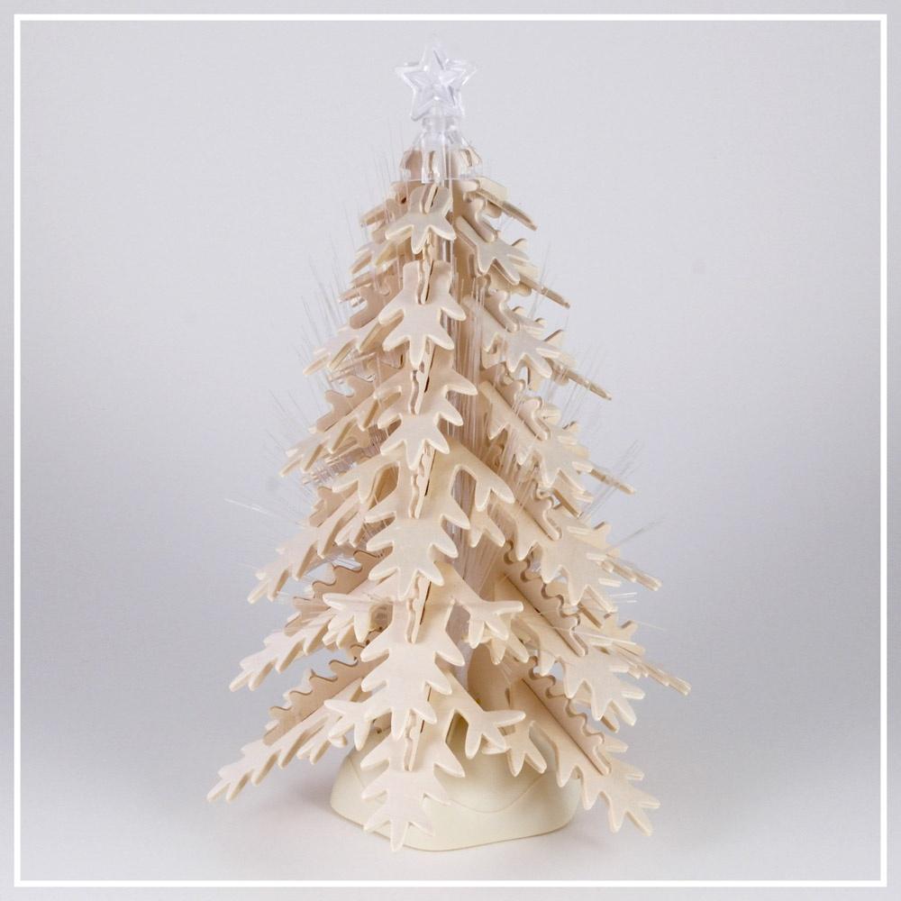 Weihnachtsbaum 3d holzpuzzle kaufen - Weihnachtsbaum wand ...