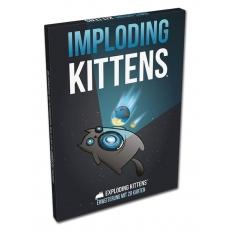 Exploding Kittens Erweiterung - Imploding Kittens