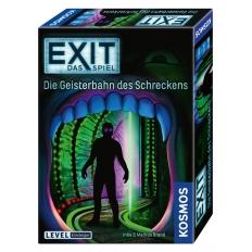 EXIT - Das Spiel - Die Geisterbahn des Schreckens
