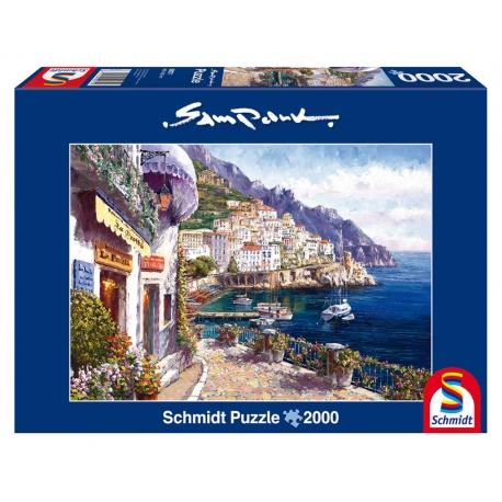 Amalfi am Nachmittag