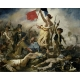 Liberty Leading the People - Eugène Delacroix