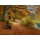 A Wooded Path in Autumn - Hans Andersen Brendekilde