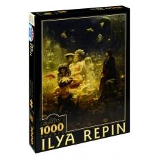 Sadko in the Underwater Kingdom - Ilya Repin