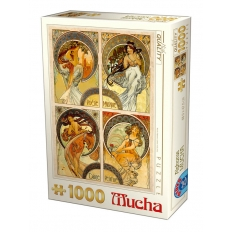 Arts - Alphonse Mucha