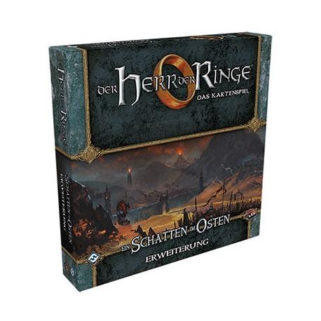 Der Herr der Ringe - Das Kartenspiel Erweiterung - Ein Schatten im Osten