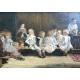 École Maternelle à Amsterdam, 1880 - Max Liebermann