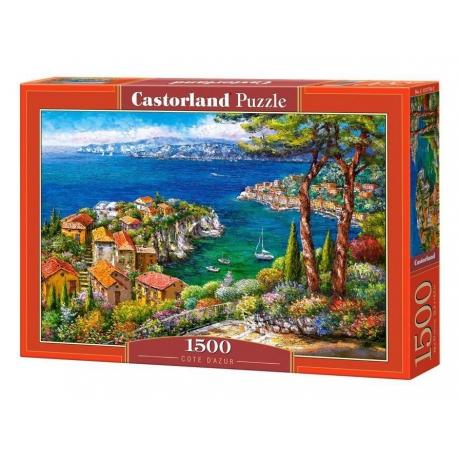 Côte d'Azur - Frankreich