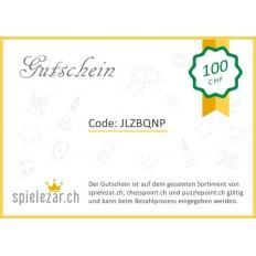 Gutschein - 100 CHF