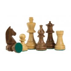 Schachfiguren German Staunton Acacia - 70mm