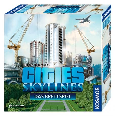 Cities Skylines - Das Brettspiel