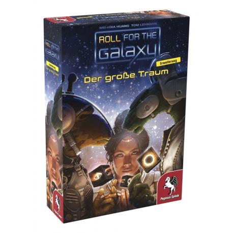 Roll for the Galaxy Erweiterung - Der grosse Traum