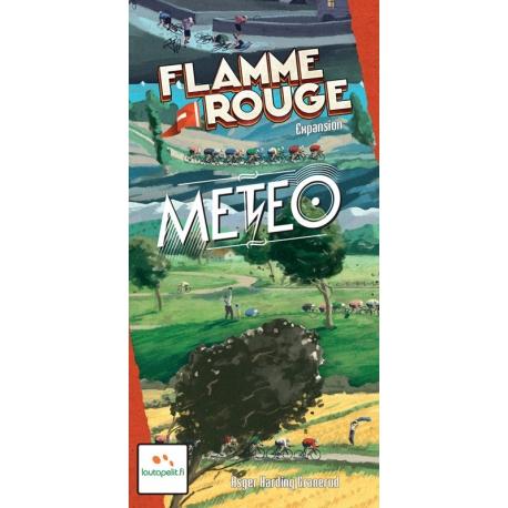 Flamme Rouge Erweiterung - Meteo