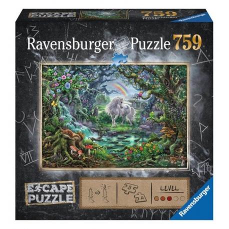 Escape Puzzle 9 - Unicorn