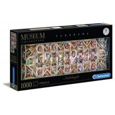 The Sistine Chapel - Michelangelo