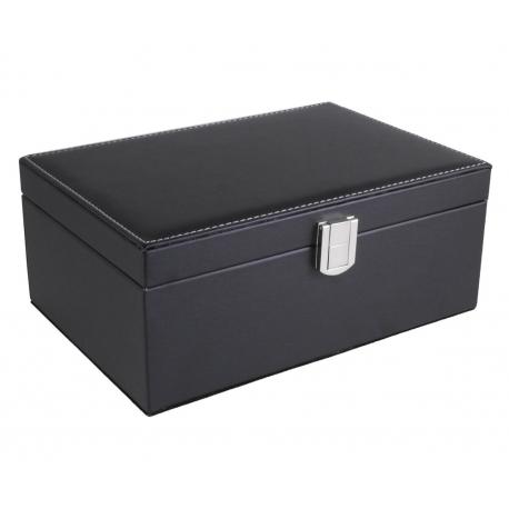 Figurenbox Kunstleder [klein]