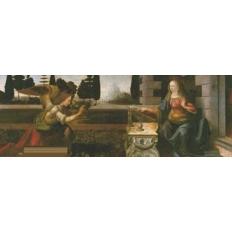 Verkündigung an Maria - Leonardo da Vinci