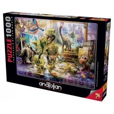 Dino Toys Come Alive