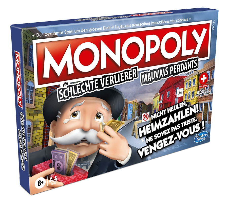 Monopoly Für Schlechte Verlierer