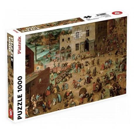 Kinderspiele - 1560 - Pieter Bruegel der Ältere