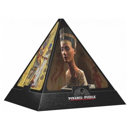 Ägyptische Götter - Puzzle Pyramide