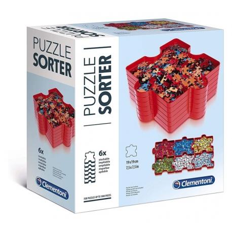 Puzzle-Sortierboxen - Puzzle Sorter - Clementoni