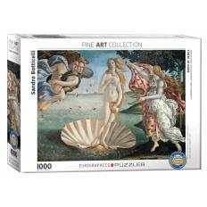 Die Geburt der Venus - Sandro Botticelli