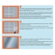 Puzzle Glue Sheets - Selbstklebende Puzzlefolie für 1000 Teile Puzzle - Jig & Puz