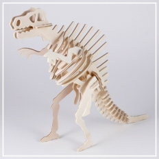 Spinosaurus - 3D Holzpuzzle