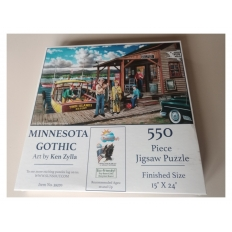 Minnesota Gothic (Defekte Verpackung)