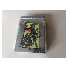 Tichu in Blechbox silber (Defekte Verpackung)