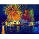 Feuerwerk über Sidney