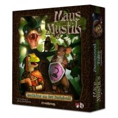 Maus & Mystik Erweiterung - Geschichten aus dem Dunkelwald