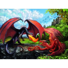 Kampf der Drachen