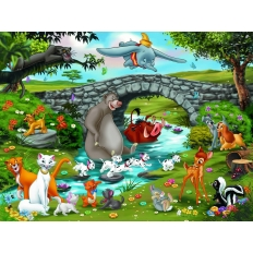 Die Familie der Animal Friends - Disney