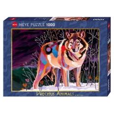 Night Wolf - Precious Animals