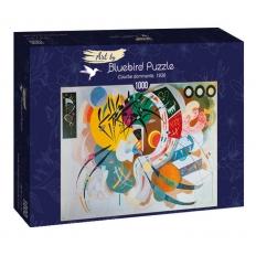 Courbe Dominante - 1936 - Wassily Kandinsky