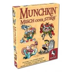 Munchkin Erweiterung - Misch oder stirb!