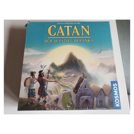 Catan - Der Aufstieg der Inka (Defekte Verpackung)