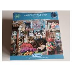 Abbeys Antique Shop (Defekte Verpackung)