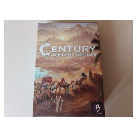 Century - Die Gewürzstrasse (Demo / Test Spiel)