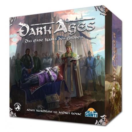 Dark Ages - Das Erbe Karls des Grossen (Westeuropa)