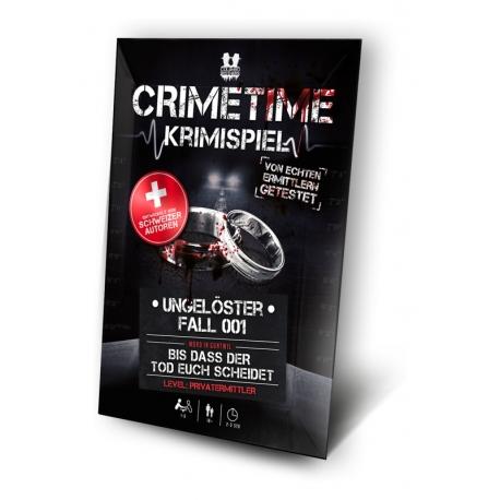 Crimetime - Krimispiel - Ungelöster Fall 001